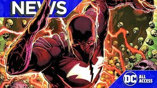 BATMAN: THE RED DEATH – Evil Dark Knight Origin Revealed + More News
