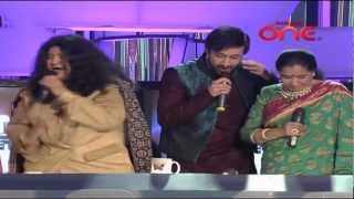 Asha Bhosle, Abida Parween, Runa Laila & Atif Aslam Live - Lal Meri Pat Full Version - HD Quality