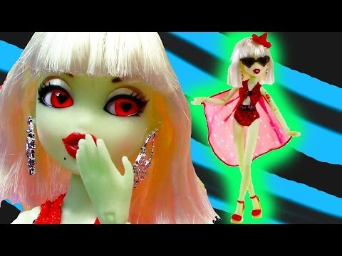 Bratzillaz Midnight Beach Jade J'Adore Doll House Of Witches Toy Review