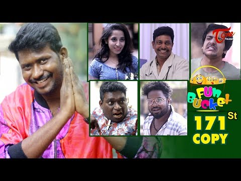 Fun Bucket | 171st Episode | Funny Videos | Telugu Comedy Web Series | Harsha Annavarapu - TeluguOne