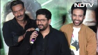 All The Action From The Trailer Launch of Golmaal Again