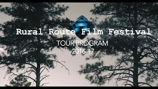 Trailer for 2017-18 Rural Route Tour