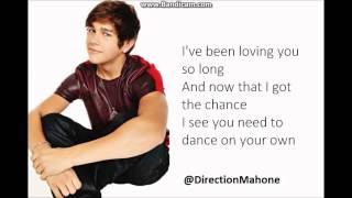 Austin Mahone - Shadow (Acoustic) Lyrics