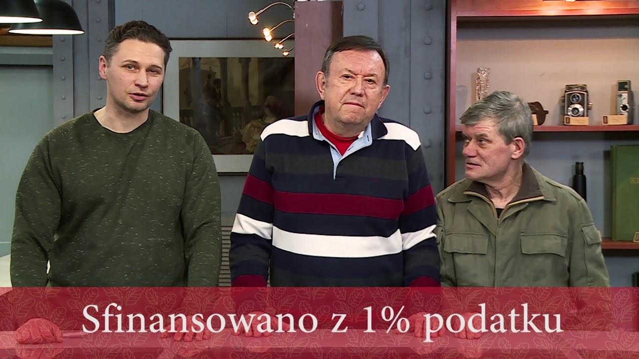 """Kampania 1% z aktorami serialu """" Lombard. Życie pod zastaw"""""""