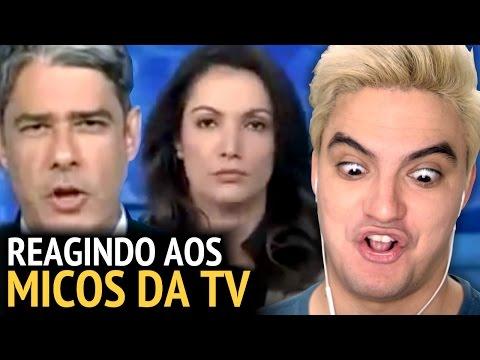 watch MAIORES MICOS DA TV - O DIA QUE O JORNAL NACIONAL PAROU
