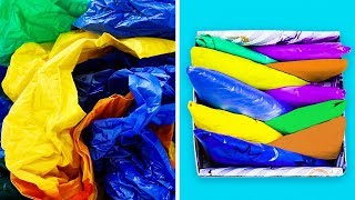 22 FOLDING HACKS YOU REALLY NEED TO KNOW