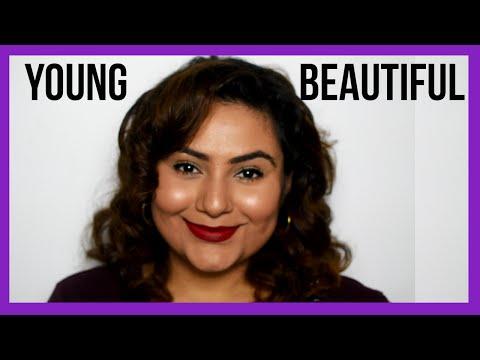 YOUNG & BEAUTIFUL Acappella {Delhi fashion blogger}