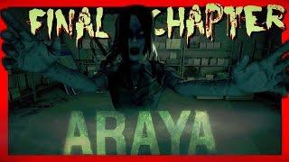تختيم لعبة الرعب Araya Arabic الحلقة #10 | نهاية الرعب الهندى
