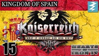 NUCLEAR CARPET BOMBING [15] - Spain- Kaiserreich Mod - Hearts of Iron IV HOI4 Paradox