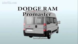 ADOR Automatic Door Installation Video - Mercedes Sprinter Ford Transit Dodge Promaster