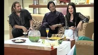 Dunya News-20-08-2012-Eid Mubarak Pakistan with Mahmood Aslam & Hina Dilpazer