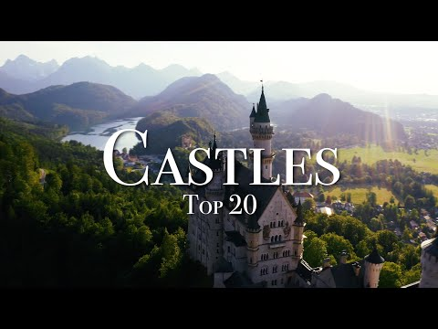Top 20 Castles To Visit In Europe