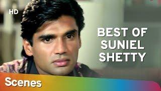 Best Suniel Shetty scenes from Takkar (1995) Sonali Bendre | Naseeruddin Shah - 90