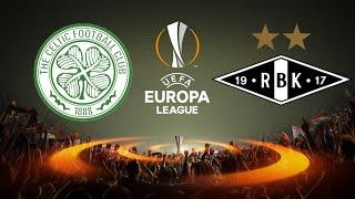 FIFA 18 CELTIC VS ROSENBORG EUROPA LEAGUE