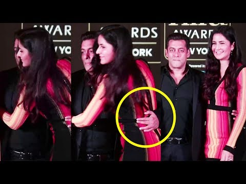 Xxx Mp4 Katrina Kaif S Tight HUG To Salman Khan At IIFA Awards 2017 Press Conference 3gp Sex