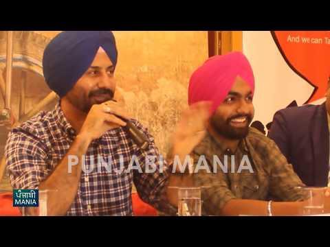 Watch Bambukat Full Punjabi Movie Press Conference