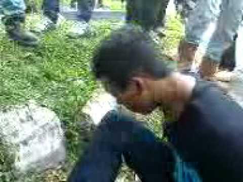 Peragut Di Bukit Kiara Sabtu 10.3.2012
