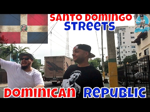 Xxx Mp4 Streets Of Santo Domingo Don T Get Robbed Dominican Republic 2017 3gp Sex