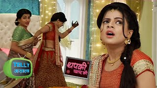 Thapki Gets Attacked By Bees | Watch How | Thapki Pyaar Ki |  Colors