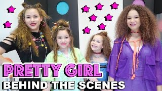 Haschak Sisters - Pretty Girl (Behind The Scenes)