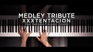 XXXTENTACION Piano Tribute | The Theorist Piano Cover