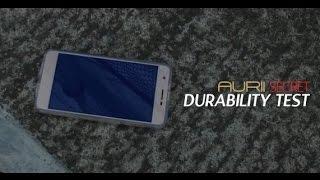 AURII Secret Durability Test (Extreme Drop/Punishment)