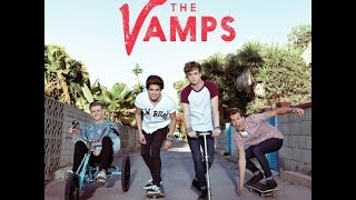 The Vamps - Dangerous Lyrics