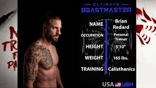 Netflix Ultimate Beastmaster Season 1 Episode 9 – Brian Redard Team USA Interview!