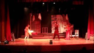 مسرحية طقوس الاشارات والتحولات ( معهد فنون مسرحية )