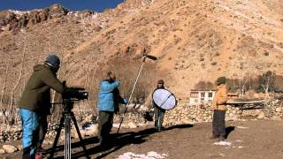 Behind The Scenes- Making Of Documentary on Snow Leopards