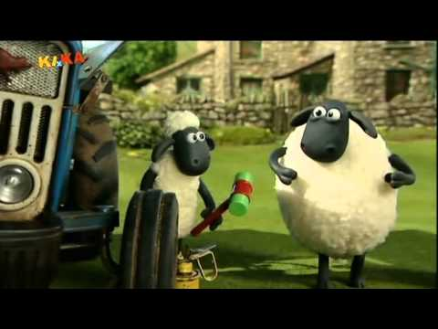 Shaun The Sheep Troublesome Tractor