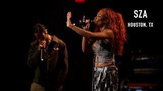 SZA Performs 'Love Galore' w/ Travis Scott + Much More Live | CTRL Tour