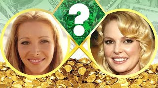 WHO'S RICHER? - Lisa Kudrow or Katherine Heigl? - Net Worth Revealed! (2017)