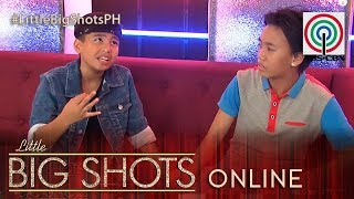 Little Big Shots Philippines Online: Bebang | Young Darts Champion