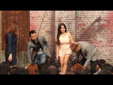 Xxx Mp4 Heboh Cupi Cupita Raffi Achmad Uji Nyali Di Tempat Paling Seram Pesbukers ANTV April 2017 3gp Sex