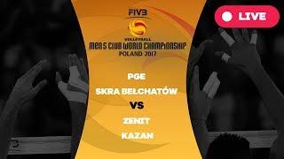 Men's Club World Championship, Group B, PGE Skra Bełchatów - Zenit Kazan