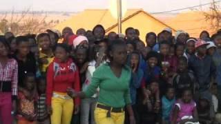 African dance: modern, township style - Sbujwa