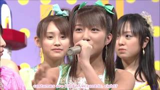 Morning Musume - Favour from Tsunku  2003 (subbed)