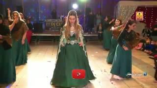 رقص عروس و صديقاتها على أغنية هنديه تجنن