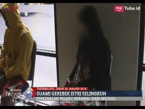 Suami Gerebek Istri Selingkuh, Sprei Hotel di Tasikmalaya Dibawa untuk Barang Bukti - BIM 22/01