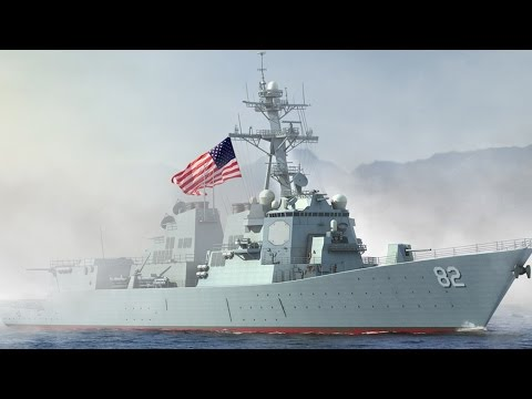 watch US Sends Destroyer to South China Sea—Is War Next? | China Uncensored