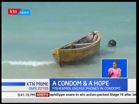 Xxx Mp4 Fishermen In Mombasa Have Found A New Use For Condoms 3gp Sex