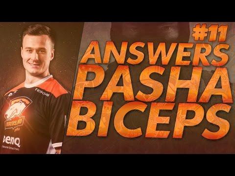 PashaBiceps Answers #11