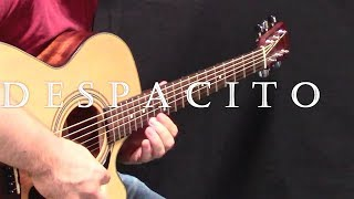 Luis Fonsi Ft. Daddy Yankee - Despacito (Acoustic Guitar Cover)