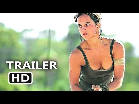 Xxx Mp4 TOMB RAIDER Extra Footage Trailer 2018 Alicia Vikander Action Movie HD 3gp Sex