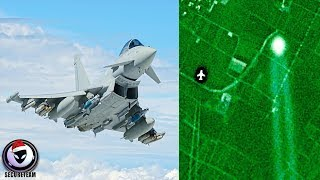 "JETS SCRAMBLED To Intercept ""Unknown Craft"" Over UK"