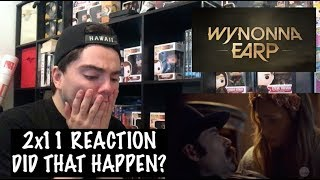 WYNONNA EARP - 2x11 'GONE AS A GIRL CAN GET' REACTION