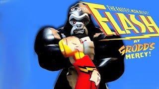 """LEGO The Flash: Crimson Comet - Episode 2 """"Gorilla Warfare"""""""