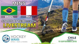 Brazil v Peru | 2018 Men's Hockey Series Open | FULL MATCH LIVESTREAM