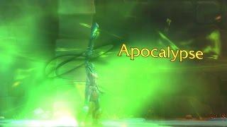 The Story of Apocalypse [Artifact Lore]